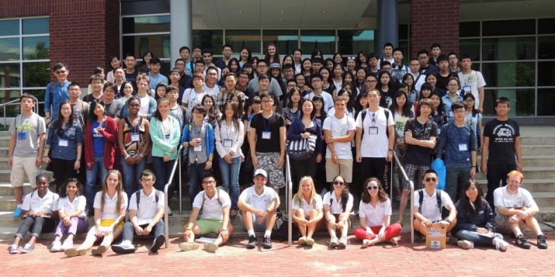 New Students International Orientation Engineering