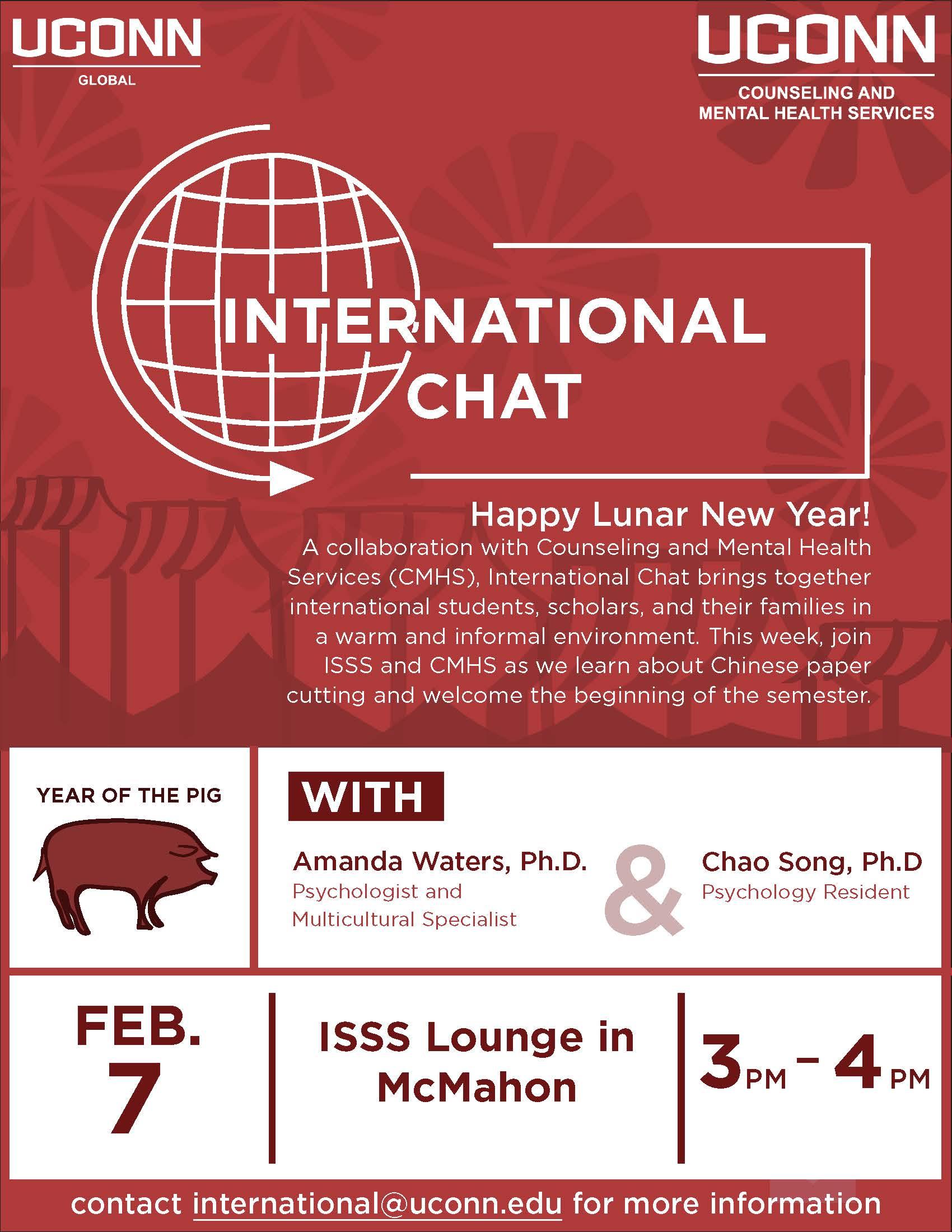 chat international