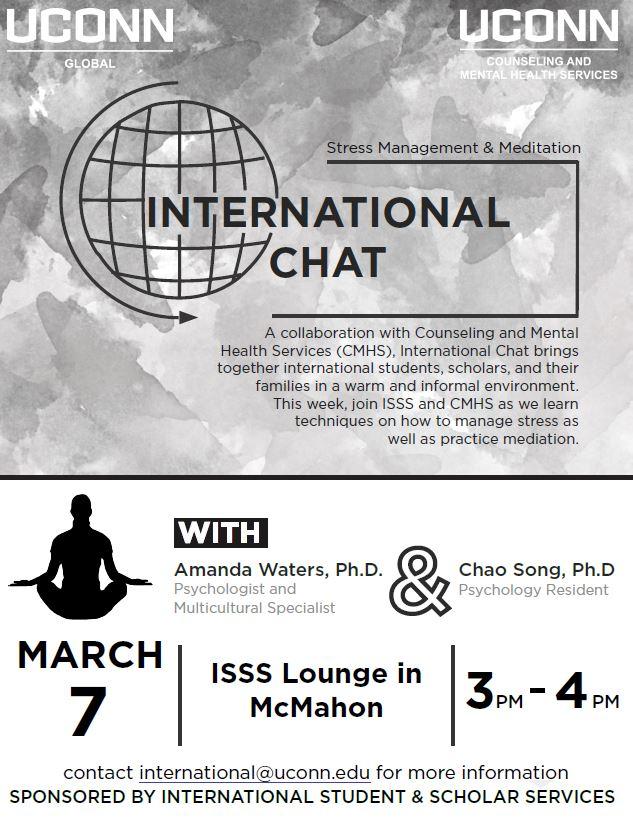 Chatting international