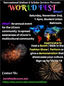 participate in worldfest