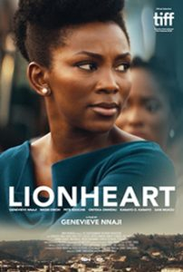 Lionheart Film Poster