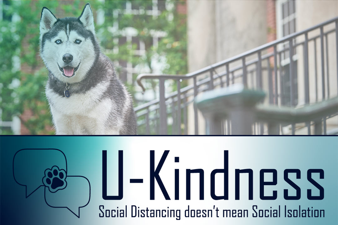UKindness - Social Distancing Doesn't Mean Social Isolation