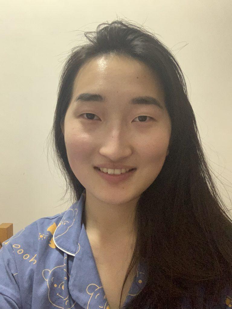 photo of Shuqi Wu